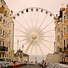 Brighton's Wheel  by Mike  Waldron