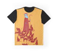 Herding Cats Graphic T-Shirt