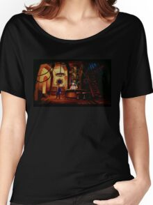 The barkeeper of Scabb Island Women's Relaxed Fit T-Shirt