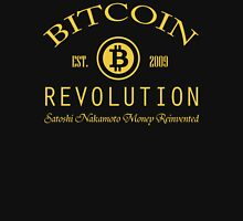 Bitcoin Revolution Unisex T-Shirt