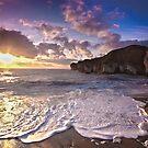 Flamborough Sunrise by ThePingedHobbit
