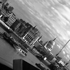 London Scape by feistyfotos