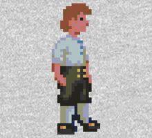 Guybrush (Monkey Island 1) Baby Tee