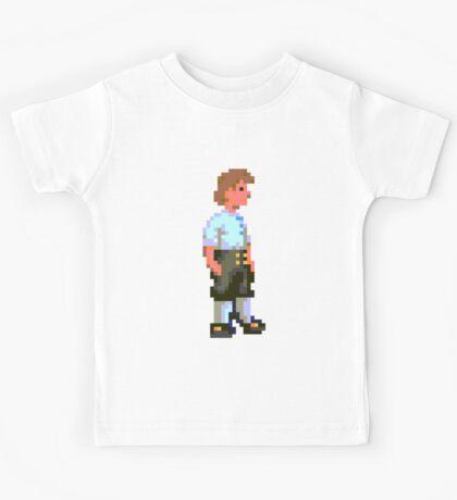 Guybrush (Monkey Island 1) Kids Tee