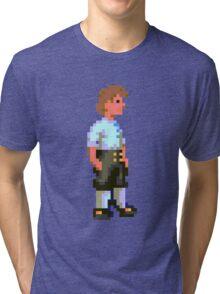 Guybrush (Monkey Island 1) Tri-blend T-Shirt