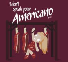 BTWBall Americano Meat by steppuki