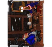 Drinking contest with Rum Rogers Jr (Monkey Island 2) iPad Case/Skin