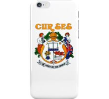 Curses amps iPhone Case/Skin