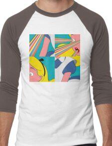 Alice is Dead (II) Men's Baseball ¾ T-Shirt