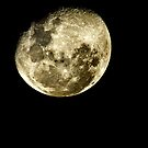 3/4 Moon by Walter Cahn