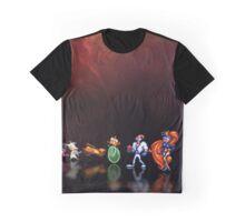Earthworm Jim pixel art Graphic T-Shirt
