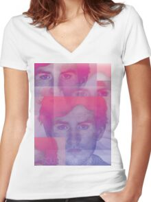 ROH Tee Women's Fitted V-Neck T-Shirt