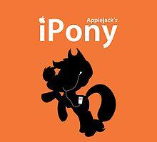 Applejack's iPony by Eniac