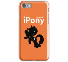 Applejack's iPony iPhone Case/Skin