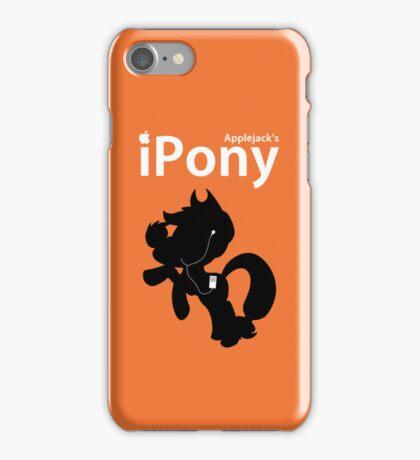 Applejack's iPony iPhone Case/Skin