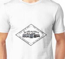 San Tablo Vee Dubbers modern hour art Unisex T-Shirt