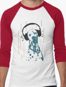 Dogmusic Men's Baseball ¾ T-Shirt