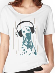 Dogmusic Women's Relaxed Fit T-Shirt