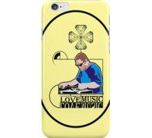 Love Music iPhone Case/Skin