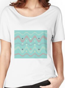 Pattern XVI (different color) Women's Relaxed Fit T-Shirt