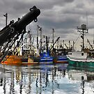 Dark harbor by Poete100