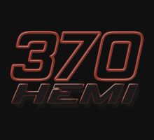 370 HEMI Baby Tee