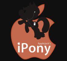 Applejack's iPony (with extra Apple!) Kids Clothes
