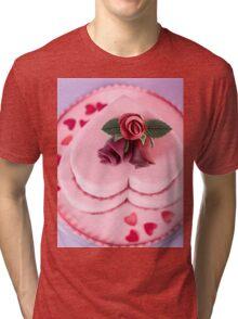 Wedding cake Tri-blend T-Shirt