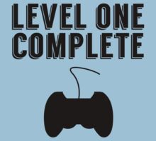 Level One Complete Baby Tee