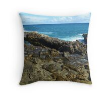 Devil's Bridge II Throw Pillow