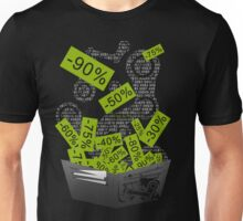 Steam Sales : Empty wallet season Unisex T-Shirt