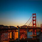 Golden Gate Bridge by Webitect