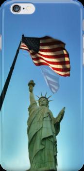 Lady Liberty by Kezzarama