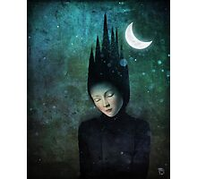 Moonlit Night Photographic Print