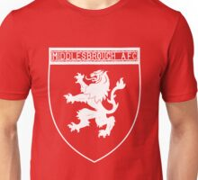 middlesbrough afc Unisex T-Shirt