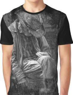 The Wandering Man Graphic T-Shirt