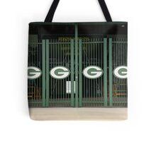 Lambeau Field - Green Bay Packers Tote Bag