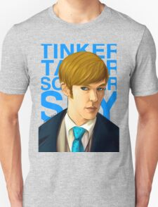 Tinker Tailor Soldier Spy - Peter Guillam Unisex T-Shirt
