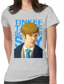 Tinker Tailor Soldier Spy - Peter Guillam Womens Fitted T-Shirt