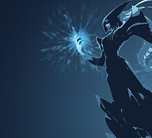 """League of Legends - Lissandra - """"The Ice Witch"""" by ethrwen"""