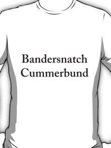 Bandersnatch Cummerbund T-Shirt