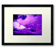 Once More With Feeling Framed Print