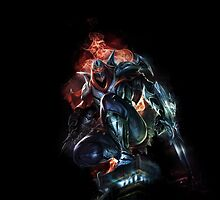 """League of Legends - Zed - """"The Master of Shadows"""" by ethrwen"""