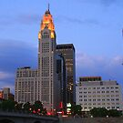 Lincoln LeVeque Tower by Laurel Talabere