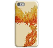 And I will rise iPhone Case/Skin