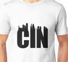 CIN - Skyline Unisex T-Shirt