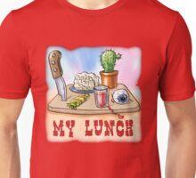 My Lunch Unisex T-Shirt