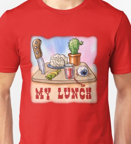 My Lunch Unisex T-Shirt