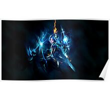 League of Legends - Irelia - The Will of the Blades Poster