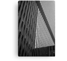 Geometry in Architecture Canvas Print